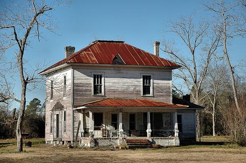 Farmhouse  American Farmhouse