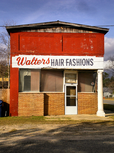 walters-hair-fashions-ty-ty-ga-tift-county-old-bank-building-photograph-copyright-brian-brown-vanishing-south-georgia-usa-2008