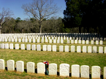 andersonville national cemetery sumter county ga photograph copyright brian brown vanishing south georgia usa 2009