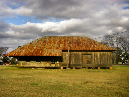 Vernacular Architecture on Railroad Depot Lilly Ga Abandoned Vernacular Architecture Pictures