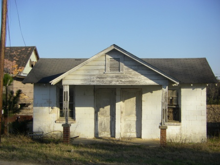 upton ga abandoned store photograph copyright brian brown vanishing south georgia usa 2009