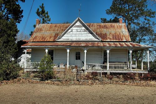 irwin county ga sam walker farm queen anne house photograph copyright brian brown vanishing south georgia usa 2009
