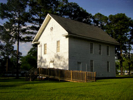 Vernacular Architecture on Ga Irwin County Masonic Lodge Freemasonry Vernacular Architecture