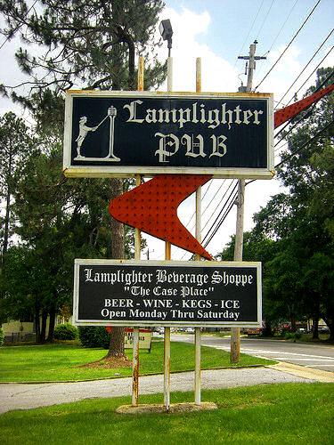 Lamplighter Pub Tifton Vanishing South Georgia Photographs By Brian Brown