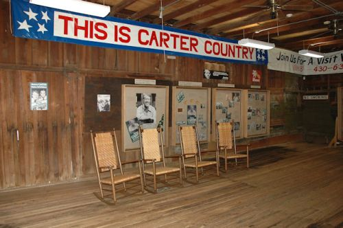 plains-depot-carter-campaign-memorabilia-photograph-copyright-brian-brown-vanishing-south-georgia-usa-2011