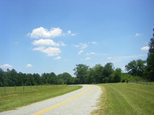 South Georgia Country Roads | Vanishing South Georgia ... |Georgia Country Roads