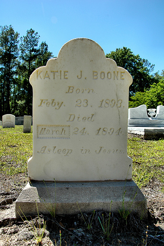 jones creek baptist church cemetery long county ga katie j boone photogrpah copyright brian brown vanishing south georgia usa 2009