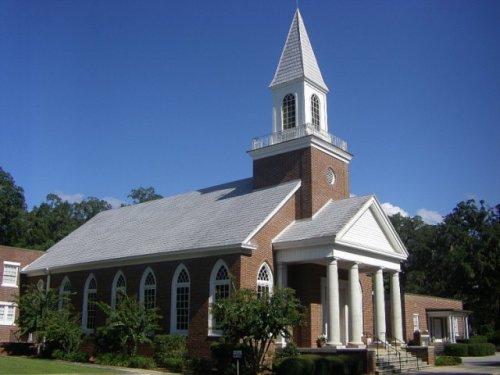 new providence baptist church guyton ga photograph copyright brian brown vanishing south georgia usa 2009
