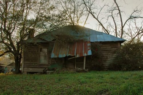 crosland ga perry house photograph copyright brian brown vanishing south georgia usa 2016