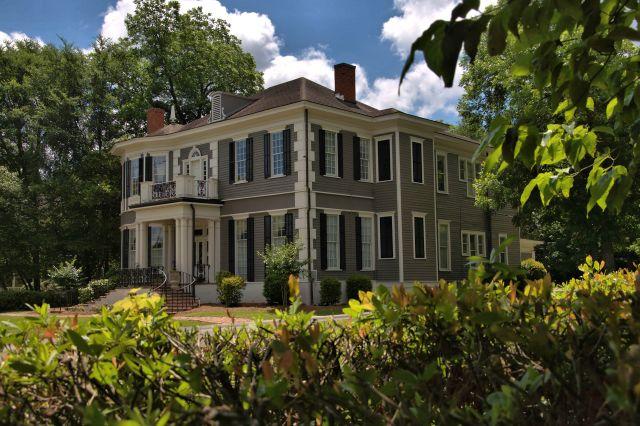 Whitfield-Cabero House, Circa 1902, Hawkinsville ...