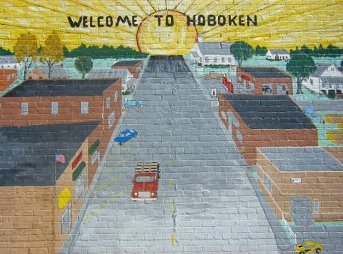 hoboken ga mural photograph copyright brian brown vanishing south georgia usa 2009