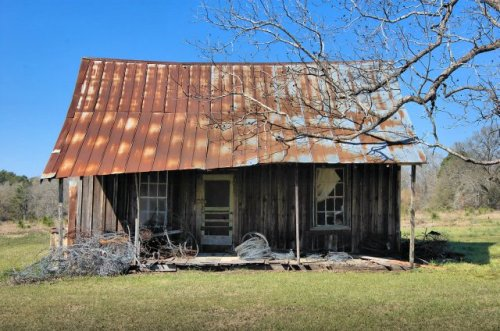 stanleys store ga tenant farmhouse photogrpah copyright brian brown vanishing south georgia usa 2009