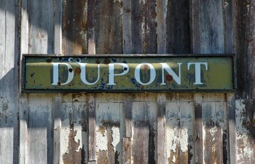 dupont ga atlantic coast line depot photograph copyright brian brown vanishing south georgia usa 2010