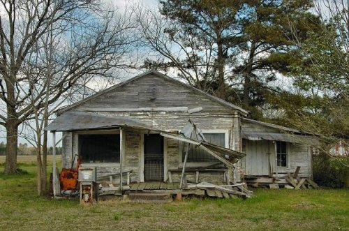 rowena ga abandoned country store photograph copyright brian brown vanishing south georgia usa 2010