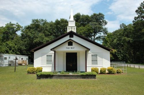 marlow ga first baptist church photograph copyright brian brown vanishing south georgia usa 2016