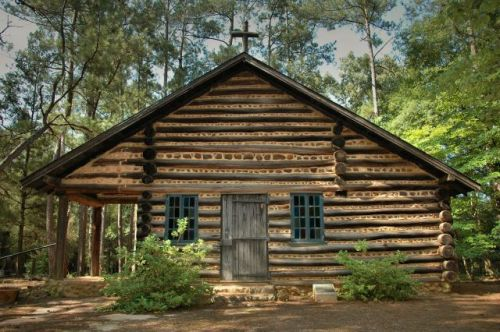 historic st james pennington church andersonville ga photograph copyright brian brown vanishing south georgia usa 2010
