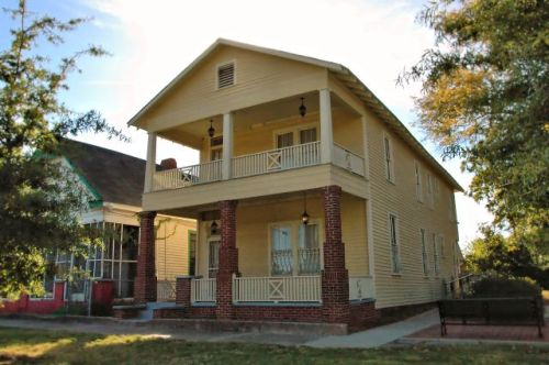 Columbus ga vanishing south georgia photographs by brian for Rainey homes