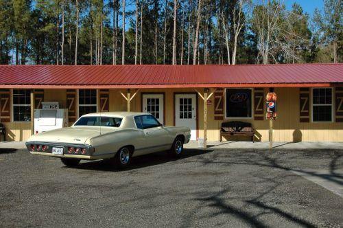 zaidee ga corner store restaurant photograph copyright brian brown vanishing south georgia usa 2011