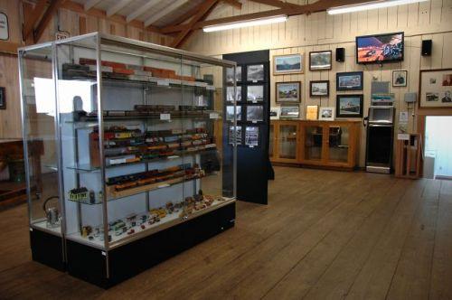 folkston ga train museum photograph copyright brian brown vanishing south georgia usa 2011