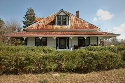nahunta ga folk victorian house photograph copyright brian brown vanishing south georgia usa 2011