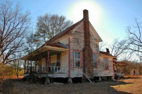 nevils ga martin farmhouse photograph copyright brian brown vanishing south georgia usa 201