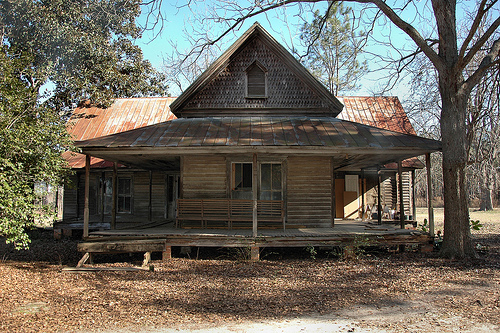 tattnall county ga annie house vernacular farmhouse