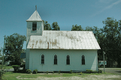 alapaha-ga-st bridgets catholic church photograph-copyright-brian-brown-vanishing-south-georgia-usa-2011