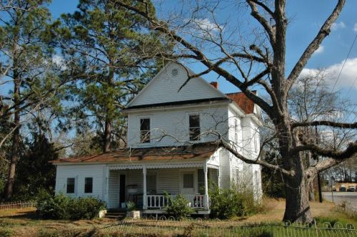 hazlehurst ga durden house photograph copyright brian brown vanishing south georgia usa 2011