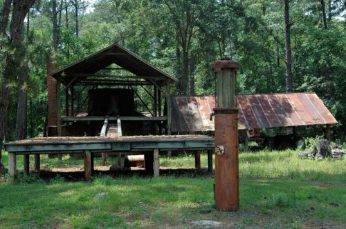 mccranie brothers turpentine still willacoochee ga photograph copyright brian brown vanishing south georgia usa 2011