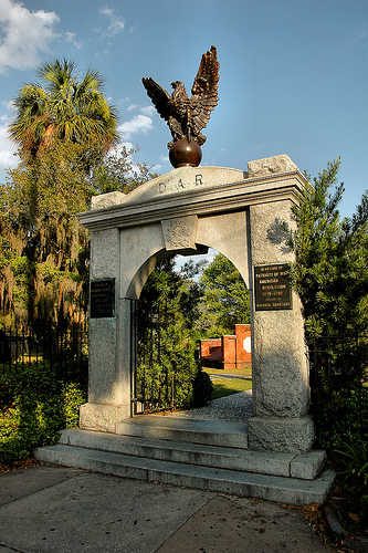The American Revolution In South Georgia Vanishing South