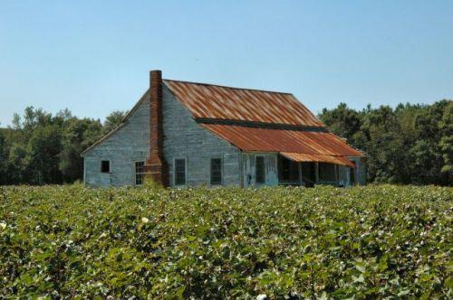 appling county ga vernacular farmhouse photograph copyright brian brown vanishing south georgia usa 2011