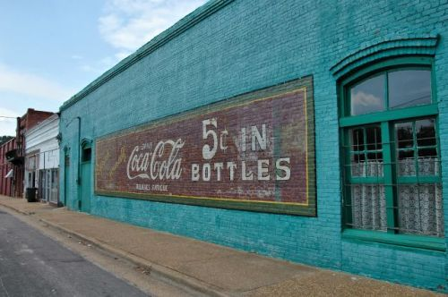 fort-gaines-ga-coca-cola-mural-photograph-copyright-brian-brown-vanishing-south-georgia-usa-2011