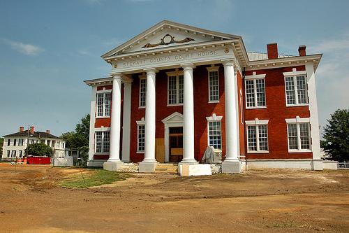 Lumpkin Stewart County Georgia Schools