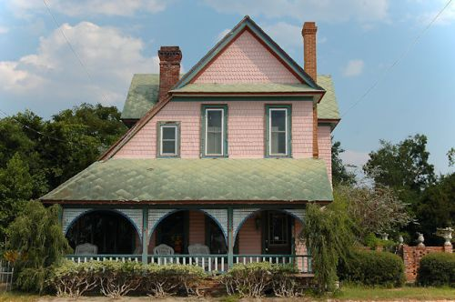 baxley-ga-shingle-sided-house-photograph-copyright-brian-brown-vanishing-south-georgia-usa-2011