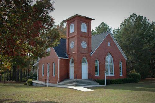 historic-elko-methodist-church-houston-county-ga-photograph-copyright-brian-brown-vanishing-south-georgia-usa-2011