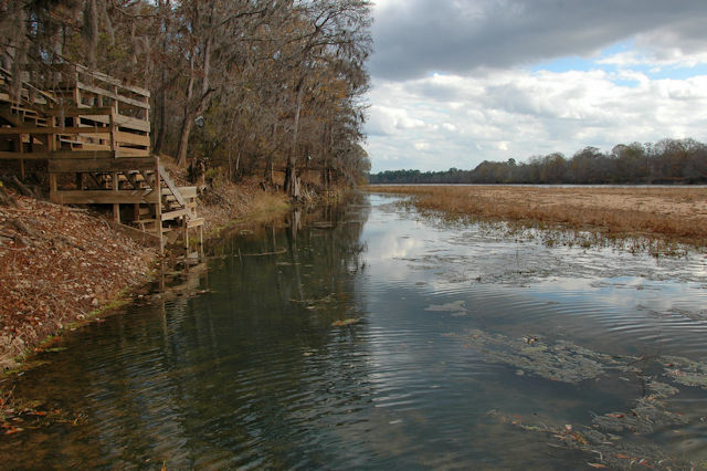 Mcnatt Falls Atlamaha River Ga Toombs County Photograph