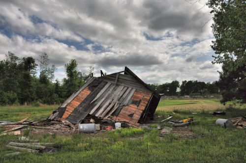 tattnall-county-ga-collapsed-tobacco-barn-photograph-copyright-brian-brown-vanishing-south-georgia-usa-2013