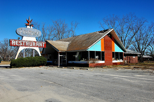 cooperville-dover-ga-screven-county-us-highway-301-abandoned-paradise-restaurant-howard-johnsons-pre-interstate-era-picture-image-photo-copyright-brian-brown-photographer-vanishing-south1