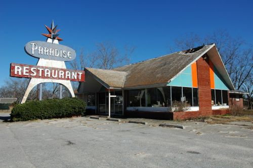 paradise-restaurant-us-301-cooperville-ga-photograph-copyright-brian-brown-vanishing-south-georgia-usa-2012