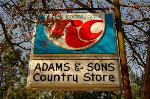 wilsonville-ga-adams-sons-country-store-rc-cola-sign-photograph-copyright-brian-brown-vanishing-south-georgia-usa-2012