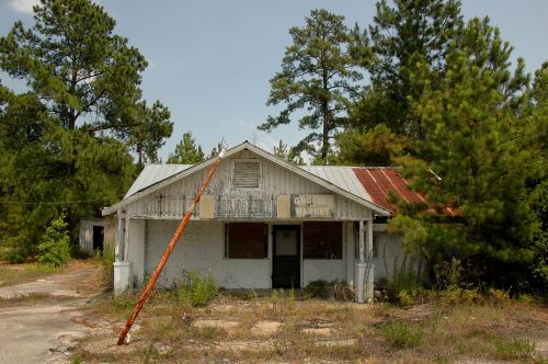 conine store stockton ga lanier county ghost town americana abandoned picture image photo © brian brown vanishing south georgia usa 2012