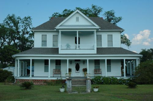 lake-park-ga-dr-jesse-prescott-house-photograph-copyright-brian-brown-vanishing-south-georgia-usa-2012