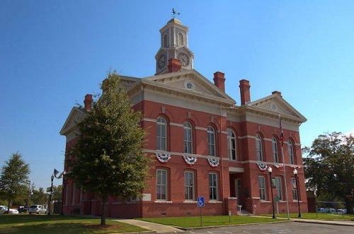 johnson-county-courthouse-wrightsville-ga-photograph-copyright-brian-brown-vanishing-south-georgia-usa-2012