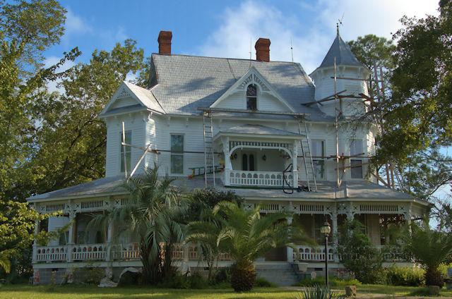 hillhouse davis house 1898 sylvester vanishing south georgia