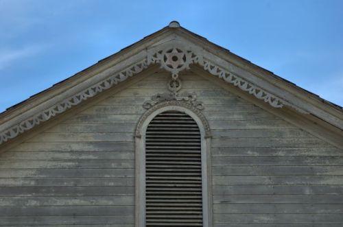 cuthbert ga c n simpson house fretwork photograph copyright brian brown vanishing south georgia usa 2012