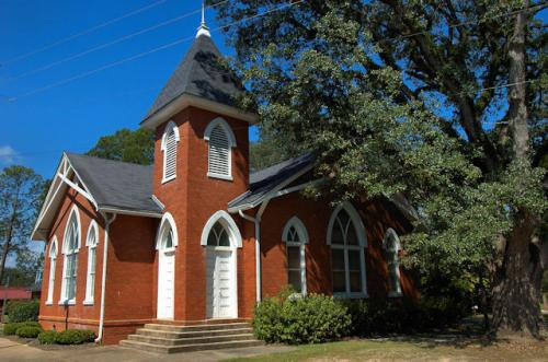historic-sasser-united-methodist-church-terrell-county-ga-photograph-copyright-brian-brown-vanishing-south-georgia-usa-2012