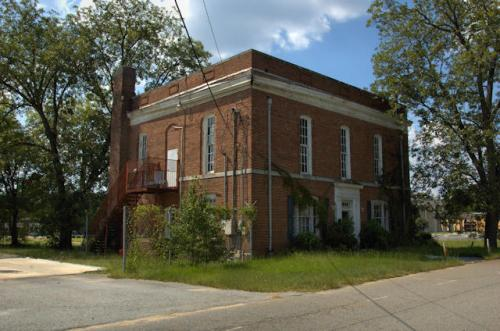 old-peach-county-jail-fort-valley-ga-photograph-copyright-brian-brown-vanishing-south-georgia-usa-2012
