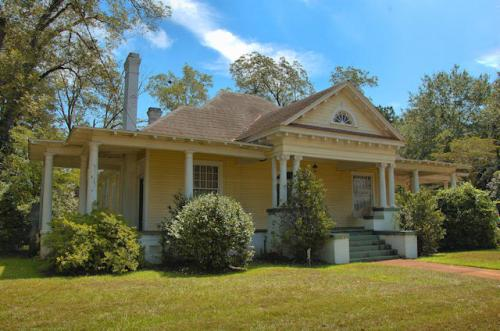 shellman-ga-greek-revival-cottage-photograph-copyright-brian-brown-vanishing-south-georgia-usa-2012