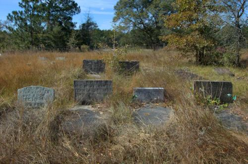 ben-hill-county-ga-tanner-cemetery-handmade-headstones-photograph-copyright-brian-brown-vanishing-south-georgia-usa-2012