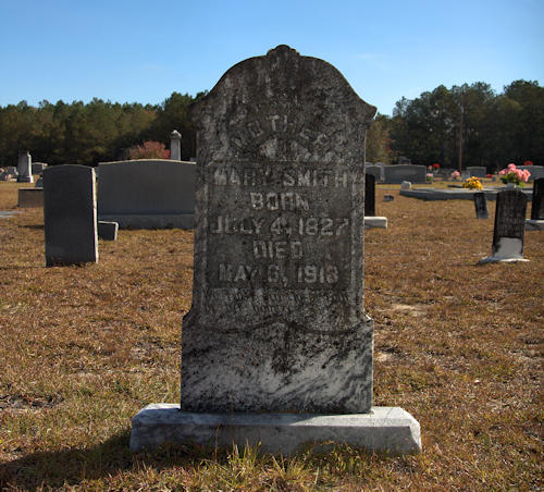 historic-pleasant-hill-baptist-cemetery-rebecca-ga-mary-smith-photograph-copyright-brian-brown-vanishing-south-georgia-usa-2012